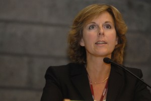 EU Climate Action Commissioner Connie Hedegaard