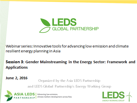 LEDS_GP_GenderMainstreaming